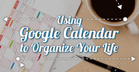 Organize your reservations with google calendar