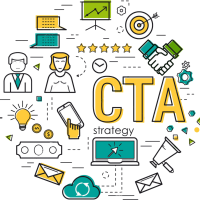 Call To Action CTA Web Page